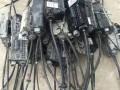 上海黄埔区汽车配件回收疝气大灯方向机回收