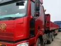 一汽解放解放J6M二手货车可分期付款