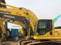 推荐原装精品二手小松挖机240、300、360山西送货到工地