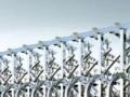 不锈钢电动门 豪华伸缩门 智能道闸厂家 欢迎来电