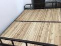 单人折叠床实木床