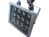 厂家直销大功率LED频闪灯12W抓拍补光灯