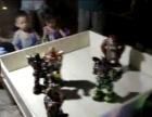 儿童娱乐器械-对战机器人
