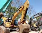 纯进口卡特324D挖掘机全国包送质保一年