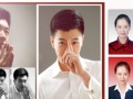 哈尔滨专业拍摄个人形象照,高端证件照,商务团队照