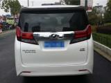 上海丰田埃尔法租车 丰田埃尔法汽车租赁 保姆车代驾
