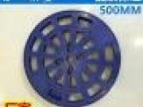 塑料卷盘端子盘塑胶载带卷盘ABS高强度收料盘500mm厚度定制