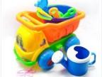 40沙滩玩具车 夏天沙滩玩具套装 玩沙戏水玩具  9件套0.72