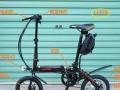 全新14寸折叠小电动自行车