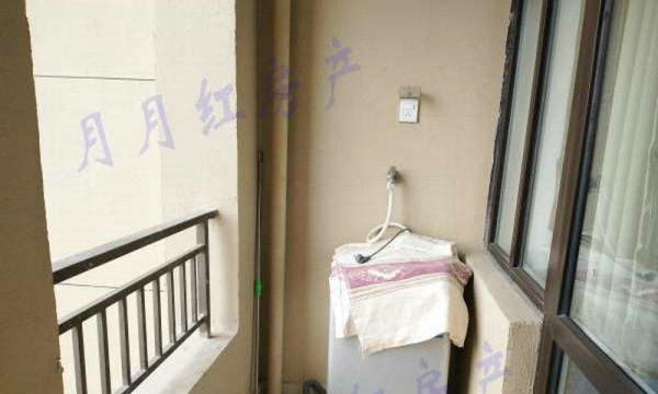 华茂19584栋精装公寓楼,包物业费,拎包即住!