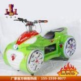 儿童电瓶碰碰车广场游乐设备户外电动玩具双人室内摩托车新碰碰车