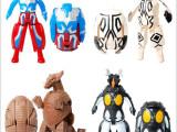 热卖 奥特曼变形蛋动漫玩具变形机器人儿童玩具 批发