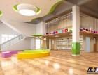 西安少儿主题幼儿园装修设计图