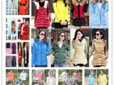 厂家货源中长款加厚女式棉衣棉服库存服装女式羽绒马甲便宜清货