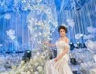 安吉大漠摄影提示 最佳婚礼灵感 纯白如初的梦幻仙境