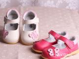 2014秋季温州童鞋批发真皮小童鞋女童单鞋宝宝鞋蝴蝶结幼儿鞋子