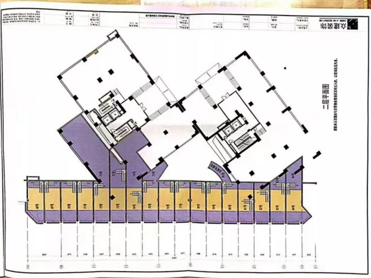 后海总部基地 一手商铺 8.2米层高 超高实用率