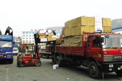 重庆至吉林货运站,配货站,重庆运输公司,行李托运