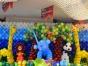 商场、卖场、店面五一节日促销打折让利活动气氛装饰