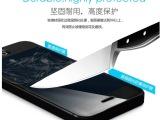 iPhone5s钢化玻璃保护膜 iPhone5手机钢化贴膜 苹果