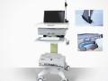 心电图推车,移动护理车,专业仪器推送