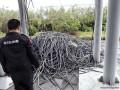 昆山玉山电缆线回收 昆山周市镇电缆线回收 花桥发电机回收