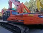 长沙二手斗山DX225挖掘机整车原版低价出售中