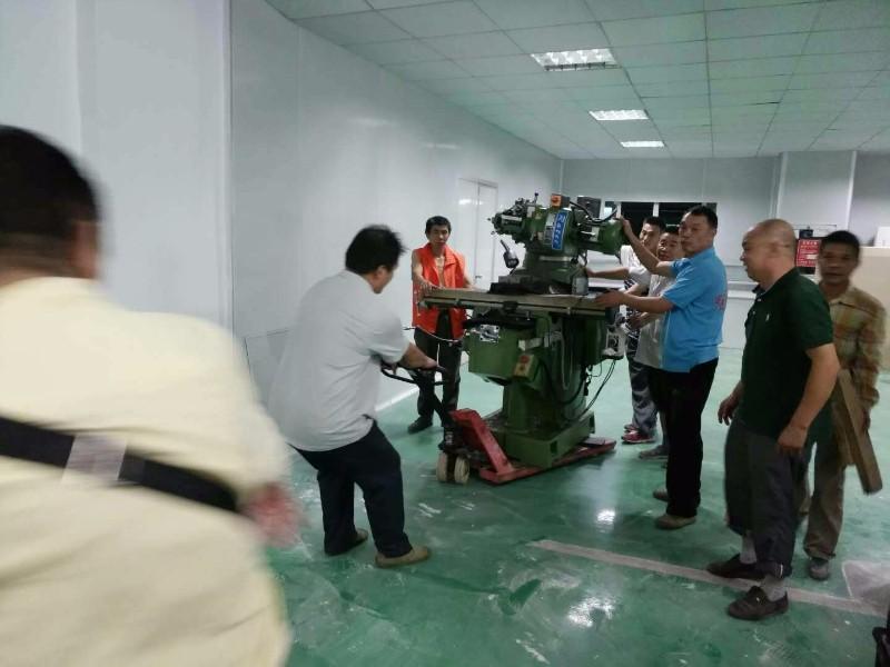 深圳大型厂房搬迁, 办公室搬迁 公司长途搬迁 就近派车