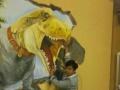 专业绘制学校·幼儿园墙体·围墙·教室墙绘