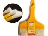 正点优质塑料柄羊毛刷 羊毛油漆刷 油漆刷子 漆刷 3寸 4寸 5