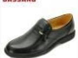 巴仙奴 真皮男鞋内增高商务休闲男鞋男皮鞋子 厂家直销 贴牌加工