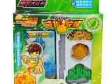 Taomee淘米 正版赛尔号玩具精灵戒指陀螺暗金始祖灵兽炎魔鱼龙
