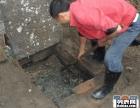 通州区临河里专业抽粪清理化粪池人工掏隔油池污水井清理抽淤泥