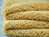 【孚康】厂家长期供应舒棉绒羊羔绒 可按样订做各种颜色