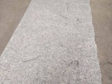 B板梨花白 河南花岗岩厂家 工厂大量供应15mm毛板