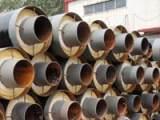 南京钢套钢蒸汽保温管厂家