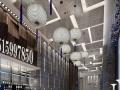 郑州手机店效果图设计、手机店施工图设计