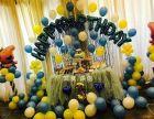 平顶山欢乐气球装饰,气球布置,彩球派对