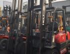 优惠热销二手叉车3吨合力9成新升高3米4米5米柴油机叉车转让