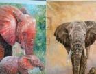 粉刷匠承接墙体彩绘、免费设计、商场店铺幼儿园涂鸦