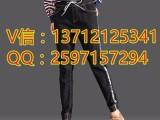 蘑菇街优质牛仔裤厂家直批欧美外贸出口时尚牛仔裤批发市场
