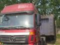 出售二手半挂牵引车、二手欧曼双驱牵引车头、仓栏车、二手货车