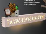 可定做雕花宜家现代简约卧室床头壁灯 镜前灯外贸出口
