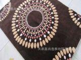 手工地毯 卧室茶几客厅时尚简约地垫 定制 满铺特价晴纶地垫