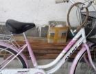7成新女士自行车转让。