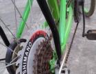 佳凤20寸zxc变速折叠自行车