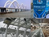 水性氟碳防腐漆 桥梁桥洞防腐防锈耐微生物防腐蚀漆