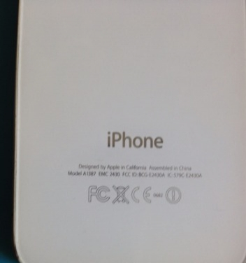 苹果4S,便宜卖了