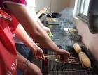 广州【木炭烧烤】美味烧烤培训 舌尖小吃包教学会