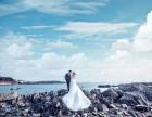 青岛圣罗尼亚婚纱摄影 专业外景拍摄